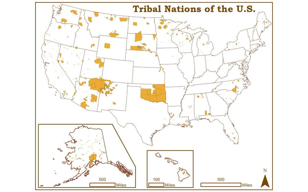 Tribal Nations Combat Radon