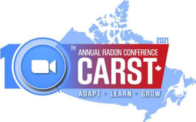 The 2021 CARST 10th Annual Radon Conference
