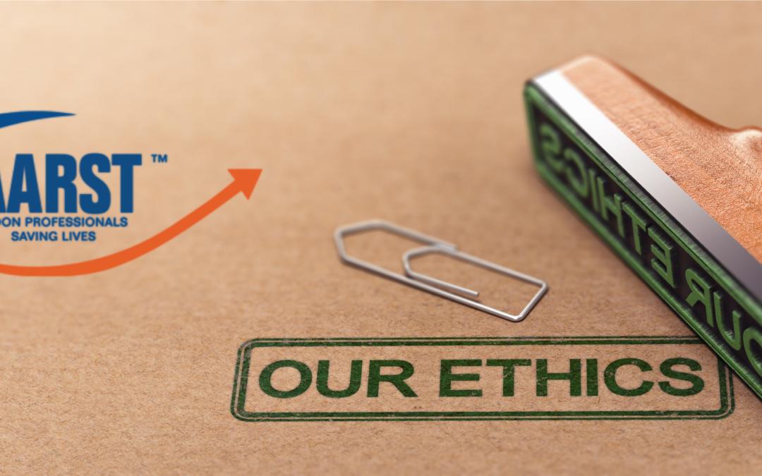 AARST Ethics Update